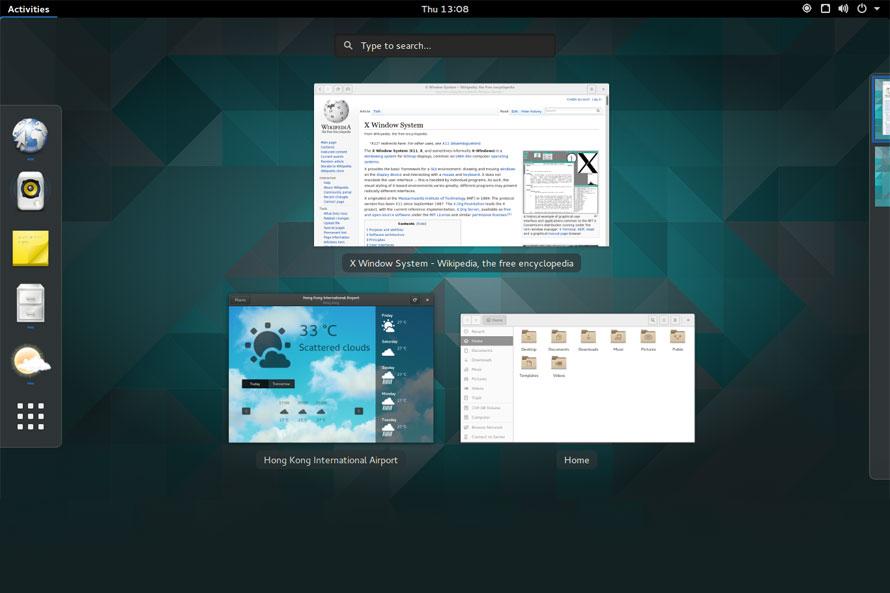 Os princípios e história da GNOME