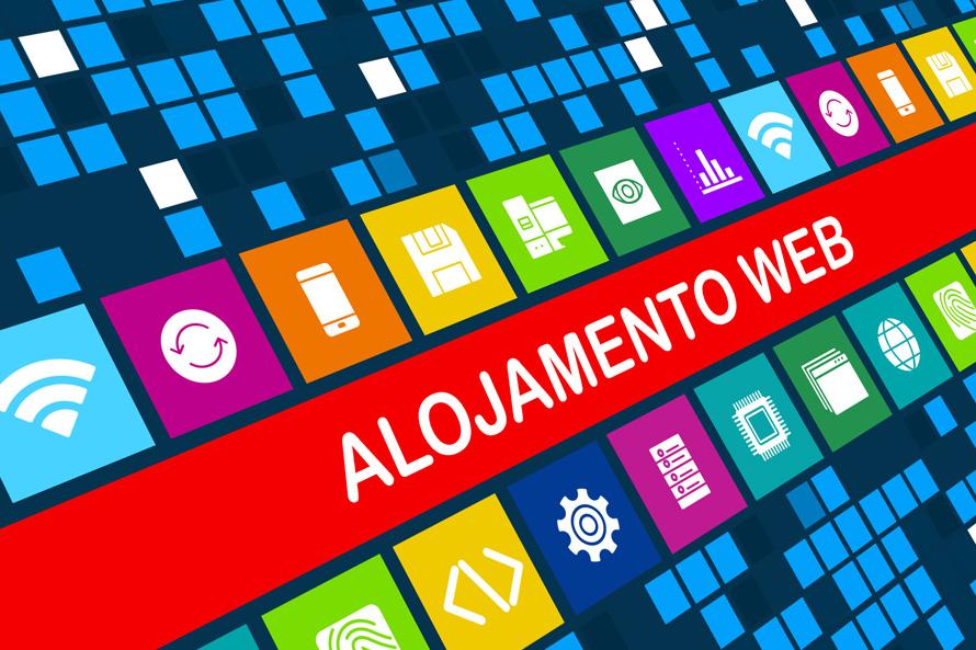 Escolher alojamento web